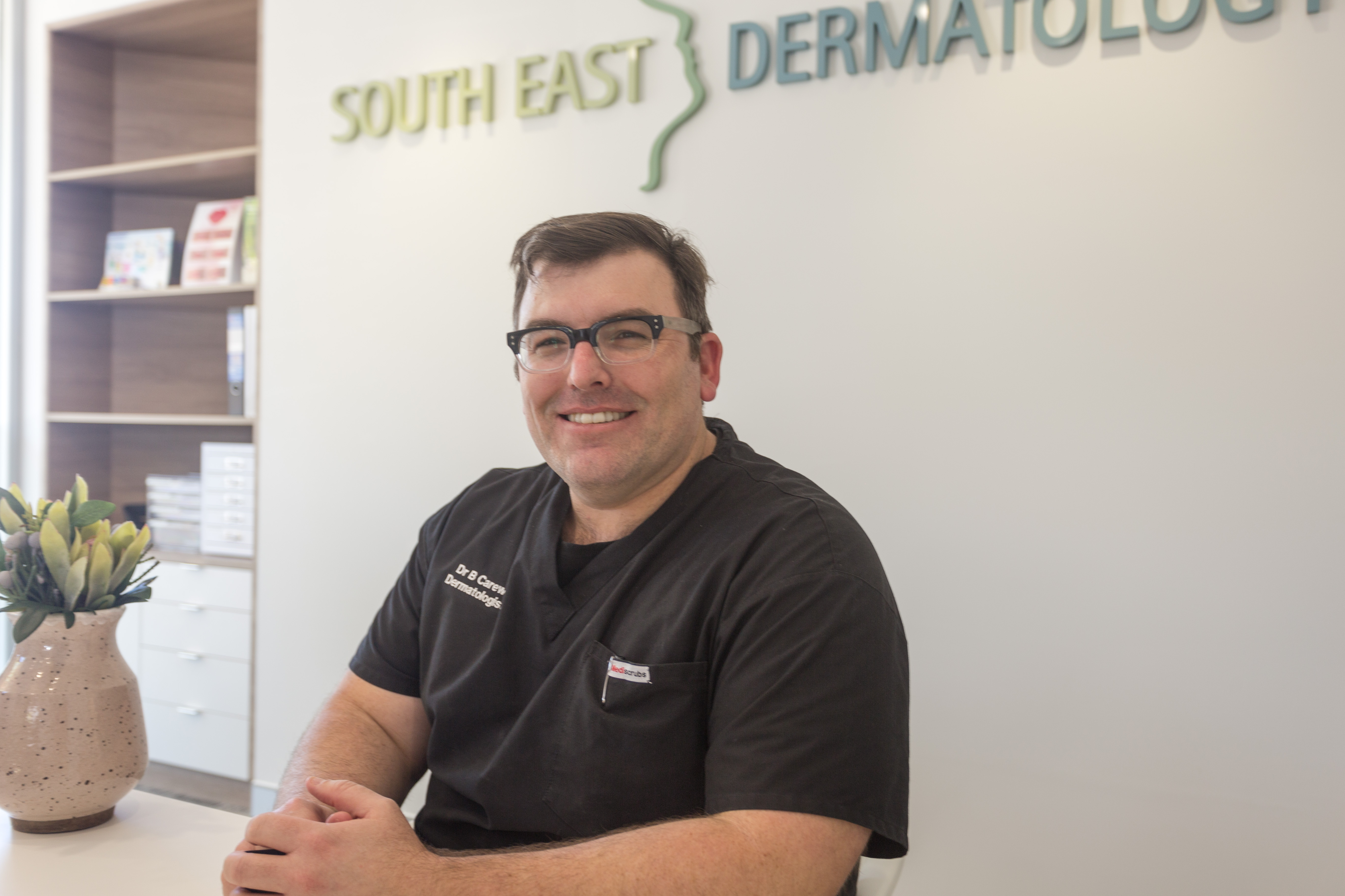 Dr Benjamin Carew - Dermatologist - Stafford | HealthShare
